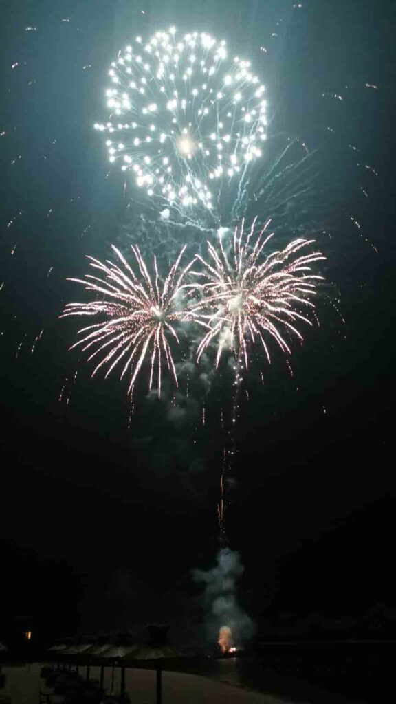 Hochzeiten Feuerwerk BS-Pyrotechnik