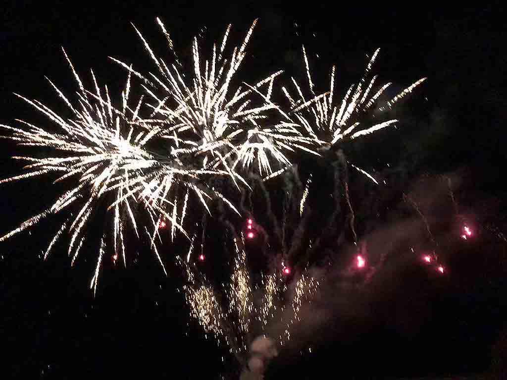 Feuerwerk für Veranstaltungen von Benjamin Stolten
